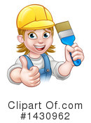 Worker Clipart #1430962 by AtStockIllustration