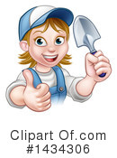 Worker Clipart #1434306 by AtStockIllustration