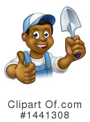 Worker Clipart #1441308 by AtStockIllustration