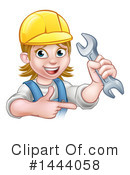 Worker Clipart #1444058 by AtStockIllustration