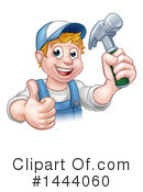 Worker Clipart #1444060 by AtStockIllustration