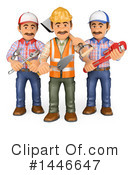 Worker Clipart #1446647 by Texelart