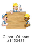 Worker Clipart #1452433 by AtStockIllustration