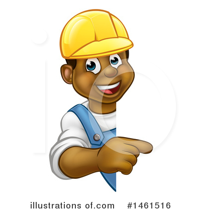 Electrician Clipart #1461516 by AtStockIllustration