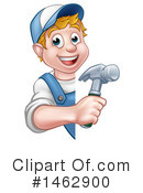 Worker Clipart #1462900 by AtStockIllustration