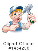 Worker Clipart #1464238 by AtStockIllustration