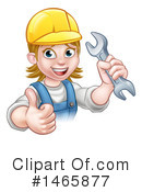 Worker Clipart #1465877 by AtStockIllustration