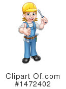 Worker Clipart #1472402 by AtStockIllustration