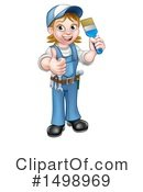 Worker Clipart #1498969 by AtStockIllustration