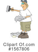 Worker Clipart #1567806 by djart