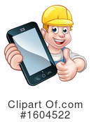 Worker Clipart #1604522 by AtStockIllustration