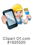 Worker Clipart #1625520 by AtStockIllustration