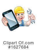 Worker Clipart #1627684 by AtStockIllustration