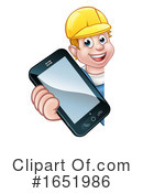 Worker Clipart #1651986 by AtStockIllustration