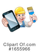 Worker Clipart #1655966 by AtStockIllustration