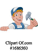 Worker Clipart #1686560 by AtStockIllustration