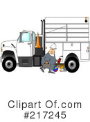Worker Clipart #217245 by djart
