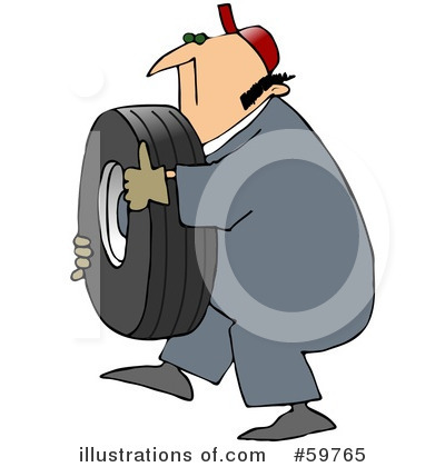 Mechanic Clipart #59765 by djart