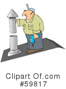 Worker Clipart #59817