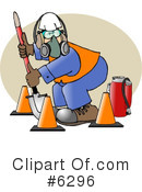 Worker Clipart #6296 by djart