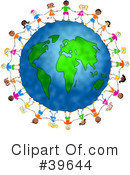 Worldwide Clipart #39644 by Prawny