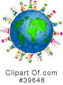 Worldwide Clipart #39648 by Prawny
