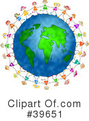 Worldwide Clipart #39651 by Prawny