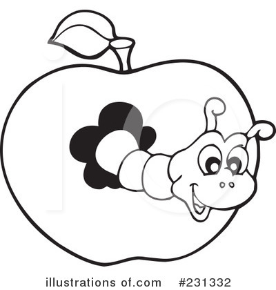 Apple Clipart #231332 by visekart