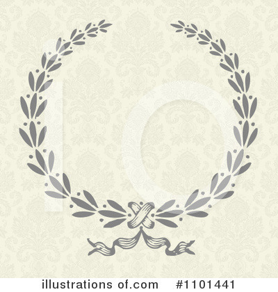 Wreath Clipart #1101441 by BestVector