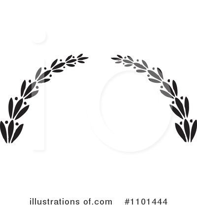 Wreath Clipart #1101444 by BestVector