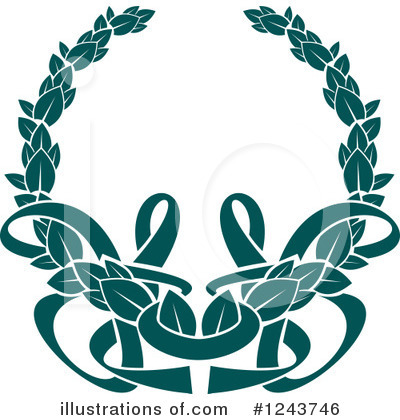 Coat Of Arms Clipart #1243746 by Vector Tradition SM