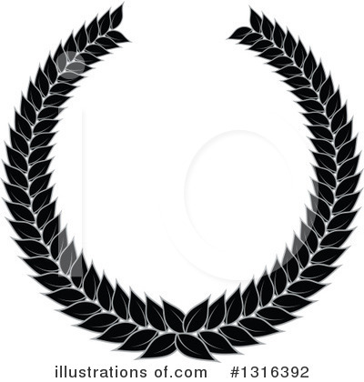 Wreath Clipart #1316392 by KJ Pargeter