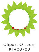Wreath Clipart #1463780 by Graphics RF
