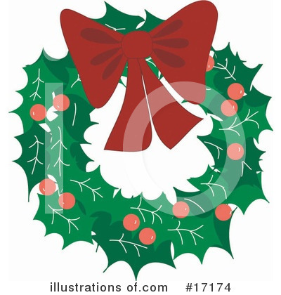 Christmas Clipart #17174 by Maria Bell