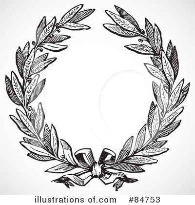 Wreath Clipart #84753 by BestVector