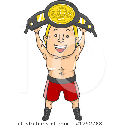 Boxing Clipart #1252788 by BNP Design Studio