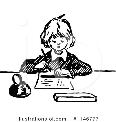 Writing Clipart #1146777 by Prawny Vintage