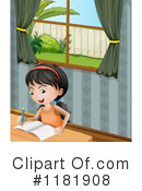 Writing Clipart #1181908 by Graphics RF