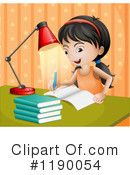 Writing Clipart #1190054 by Graphics RF