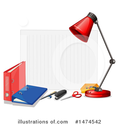 Office Clipart #1474542 by Graphics RF