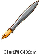 Writing Clipart #1716400 by Graphics RF