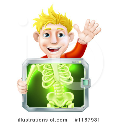 Xray Clipart #1187931 by AtStockIllustration