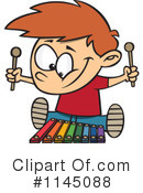 Royalty-Free (RF) Xylophone Clipart Illustration #1145088