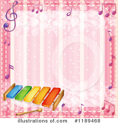 Xylophone Clipart #1189468 by Graphics RF