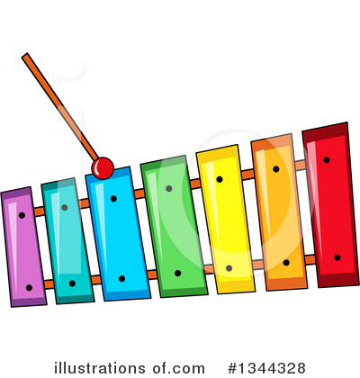 Music Clipart #1344328 by Graphics RF
