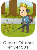 Yard Work Clipart #1341501