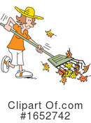 Yard Work Clipart #1652742 by Johnny Sajem