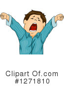 Yawning Clipart #1271810