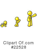Yellow Collection Clipart #22528 by Leo Blanchette