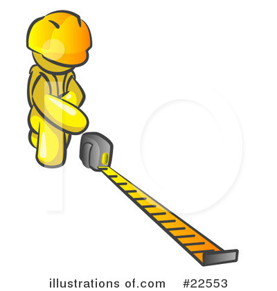 Contractor Clipart #22553 by Leo Blanchette